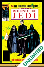 Star Wars: Return of the Jedi (1983-1984) #4 (of 4)