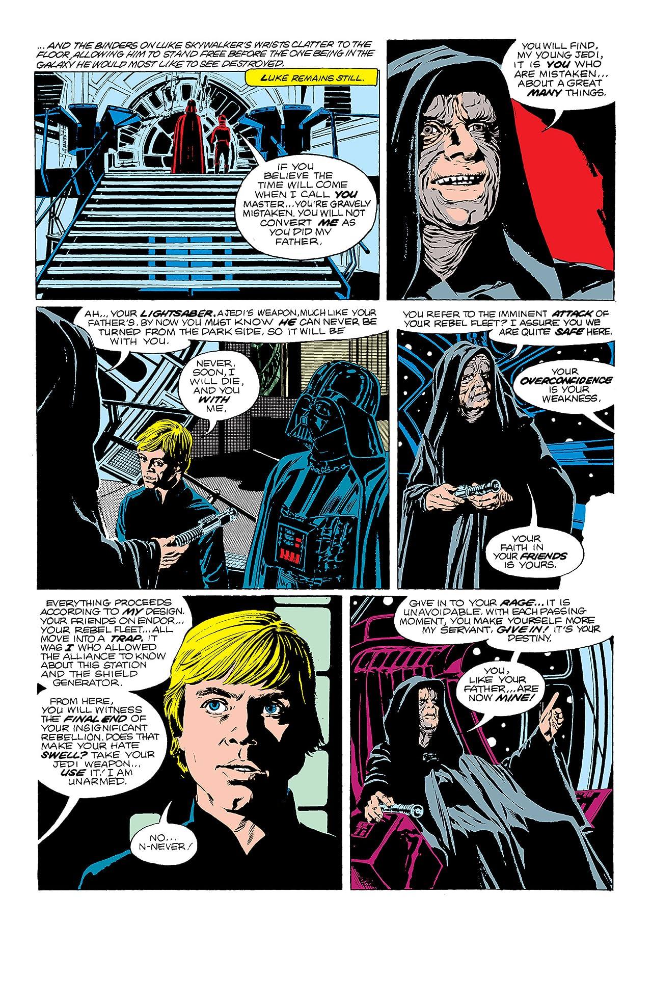 Star Wars: Return of the Jedi (1983-1984) #4 (of 4)