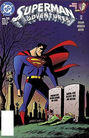Superman Adventures (1996-2002) #30
