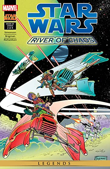 Star Wars: River of Chaos (1995) #2 (of 4)