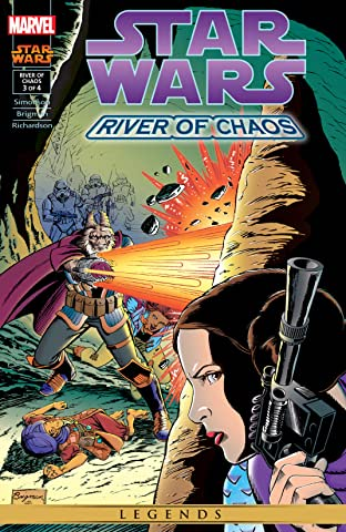 Star Wars: River of Chaos (1995) #3 (of 4)