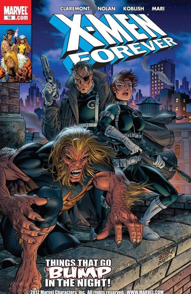 X-Men Forever (2009-2010) #19