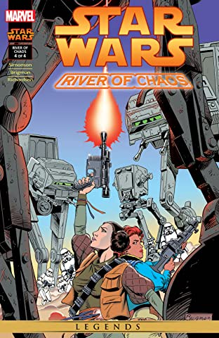 Star Wars: River of Chaos (1995) #4 (of 4)
