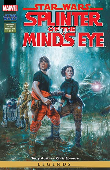 Star Wars: Splinter of the Mind's Eye (1995-1996) #1 (of 4)