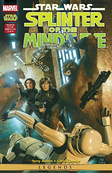 Star Wars: Splinter of the Mind's Eye (1995-1996) #2 (of 4)