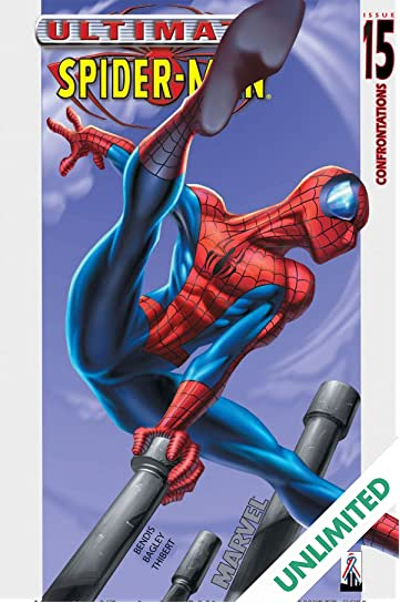 Ultimate Spider-Man (2000-2009) #15