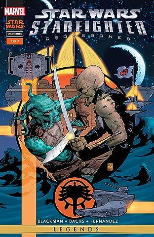 Star Wars: Starfighter - Crossbones (2002) #3 (of 3)