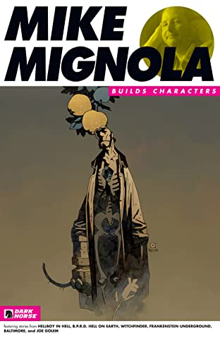 Mike Mignola Builds Characters Sampler No.0