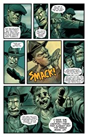 The Goon in Theatre Bizarre #0