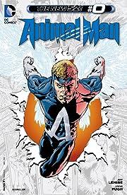 Animal Man (2011-2014) #0