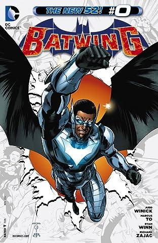 Batwing (2011-2014) No.0
