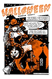 Black Cat 13 Vol. 1: Haunting Tales of Halloween