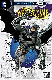 Detective Comics (2011-2016) #0
