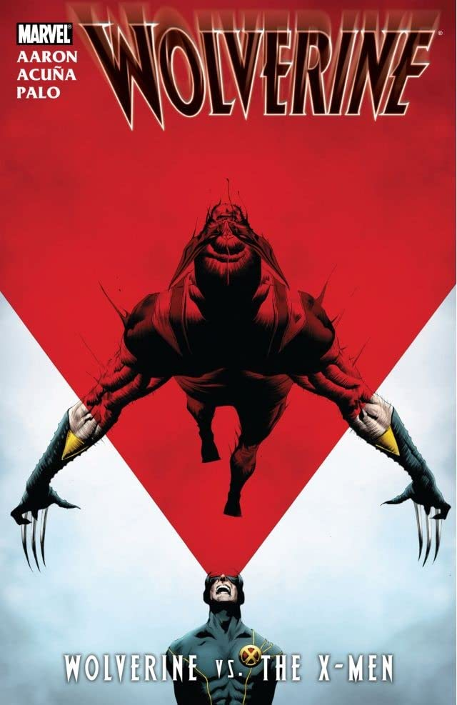 Wolverine: Wolverine vs. the X-Men