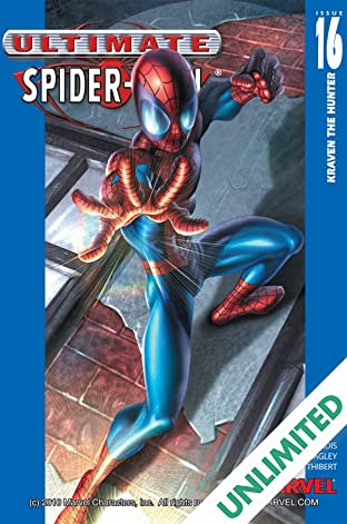 Ultimate Spider-Man (2000-2009) #16