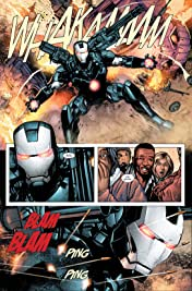 War Machine Vol. 1: Iron Heart