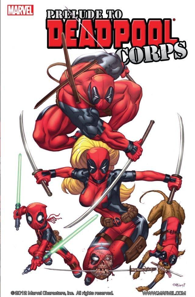 Deadpool Corps: Prelude