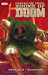 Fantastic Four: Books of Doom