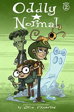 Oddly Normal Vol. 2