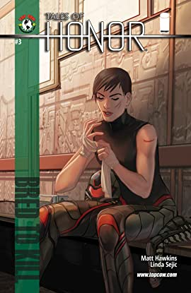 Tales of Honor: Bred To Kill #3