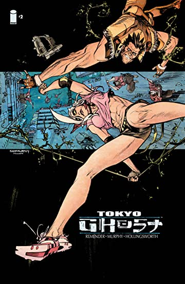 Tokyo Ghost #2