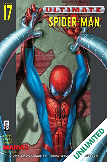 Ultimate Spider-Man (2000-2009) #17