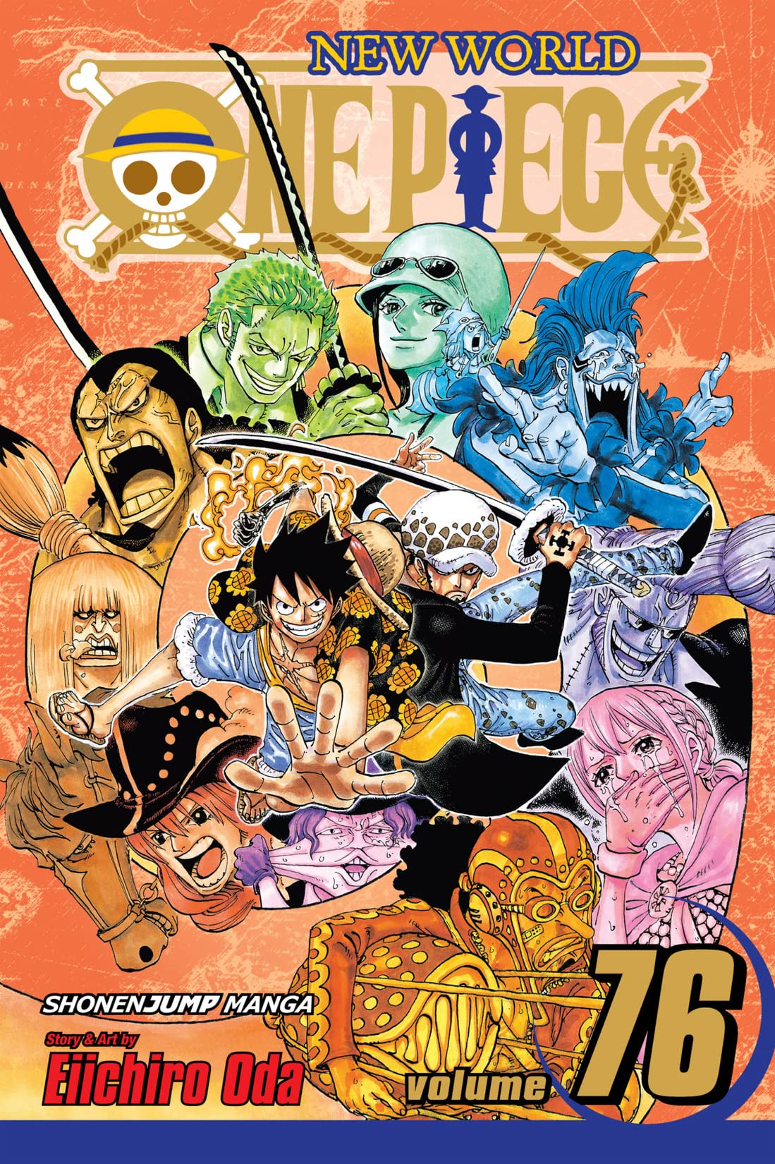 One Piece Vol. 76