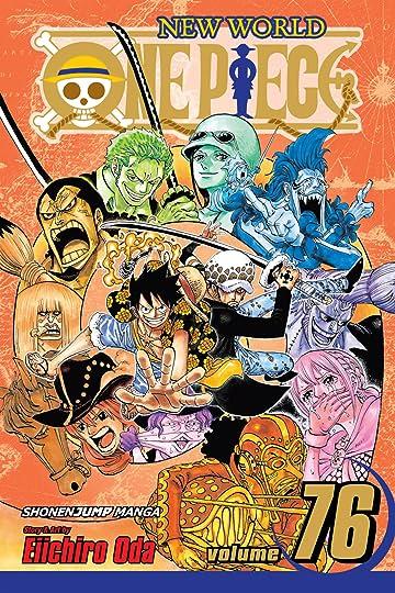One Piece Vol. 76