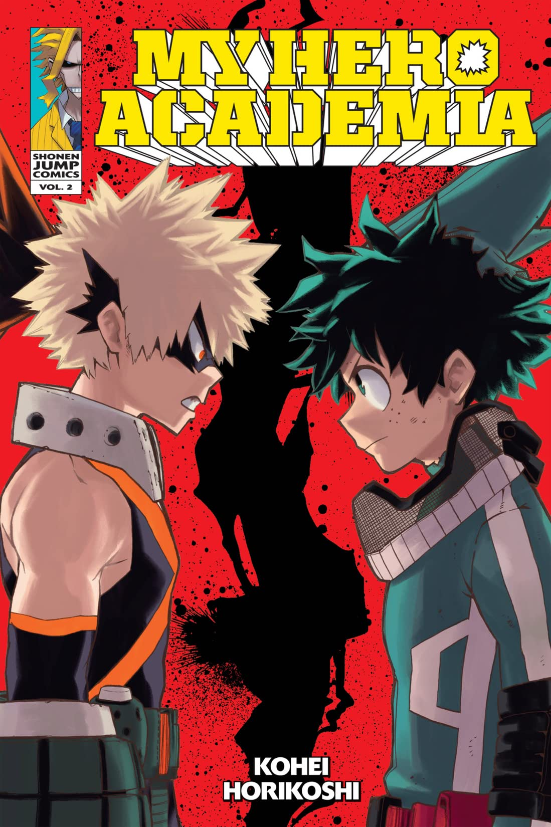My Hero Academia Vol. 2