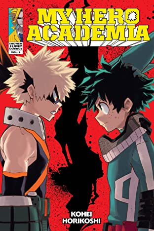 My Hero Academia Tome 2