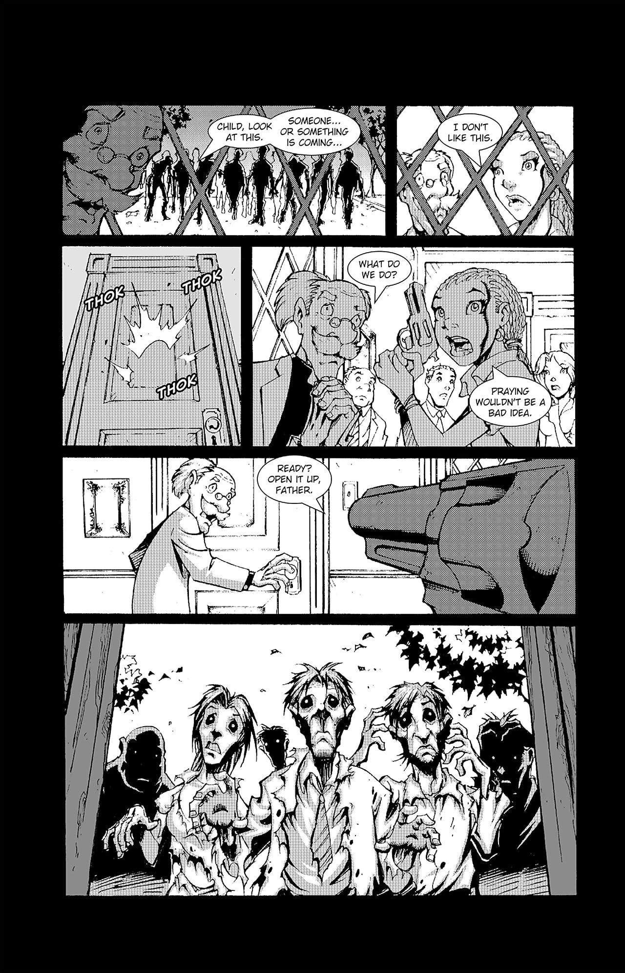 I Hunt Monsters #7