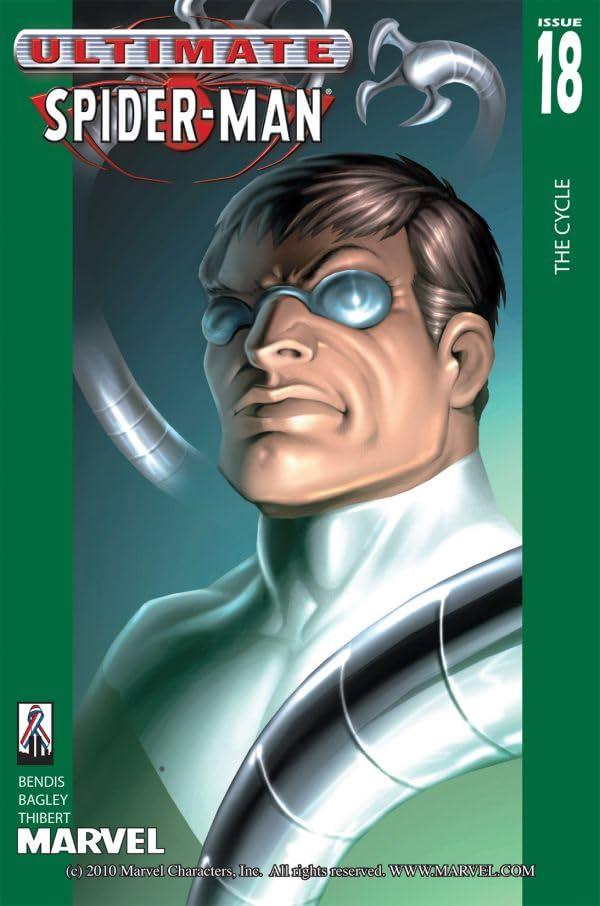 Ultimate Spider-Man (2000-2009) #18