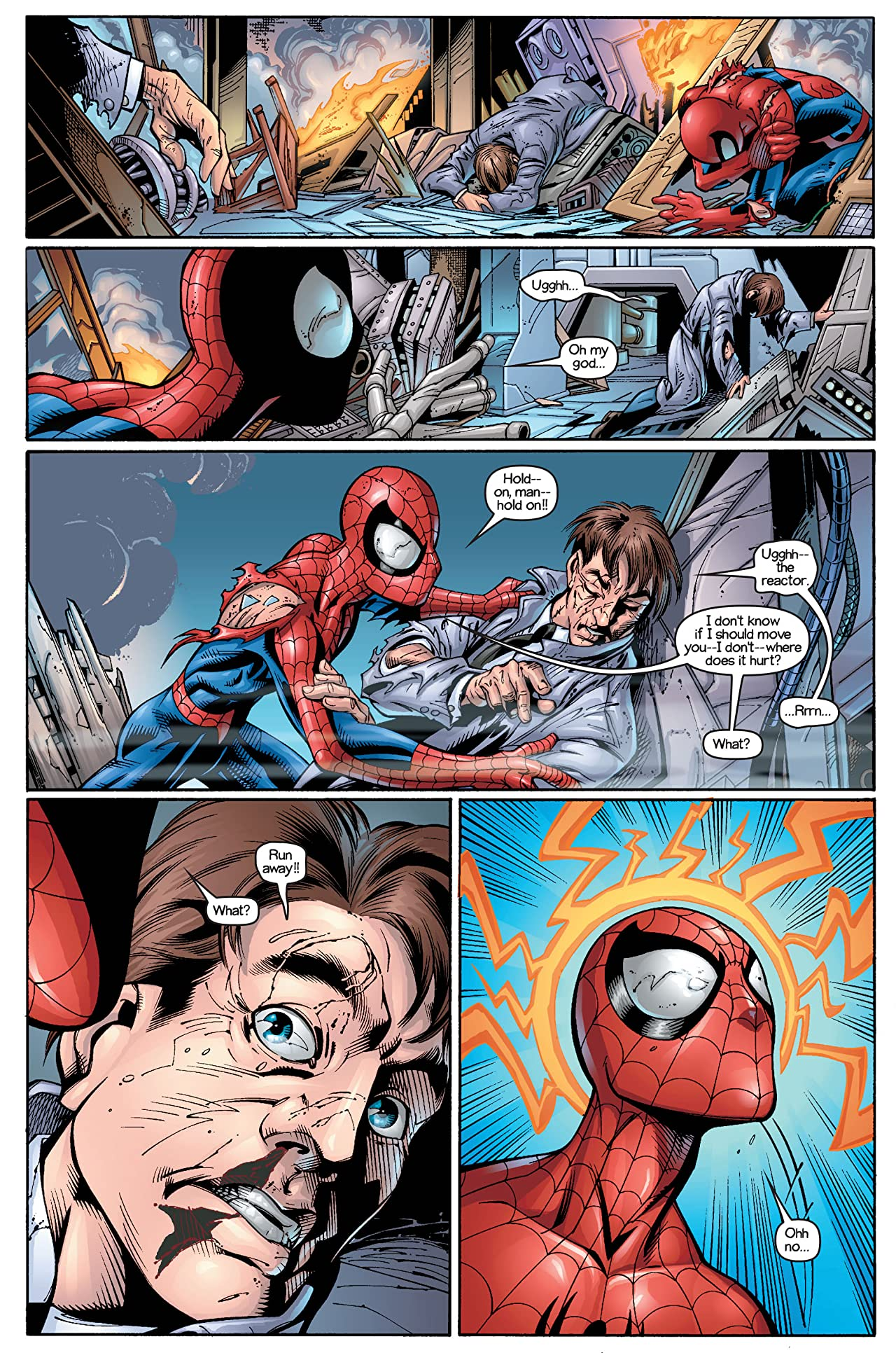 Ultimate Spider-Man (2000-2009) #18