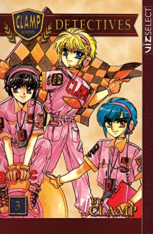 Clamp School Detectives Vol. 3