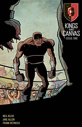 Kings and Canvas #1
