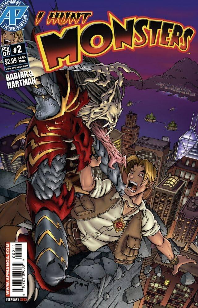 I Hunt Monsters Vol. 2 #2