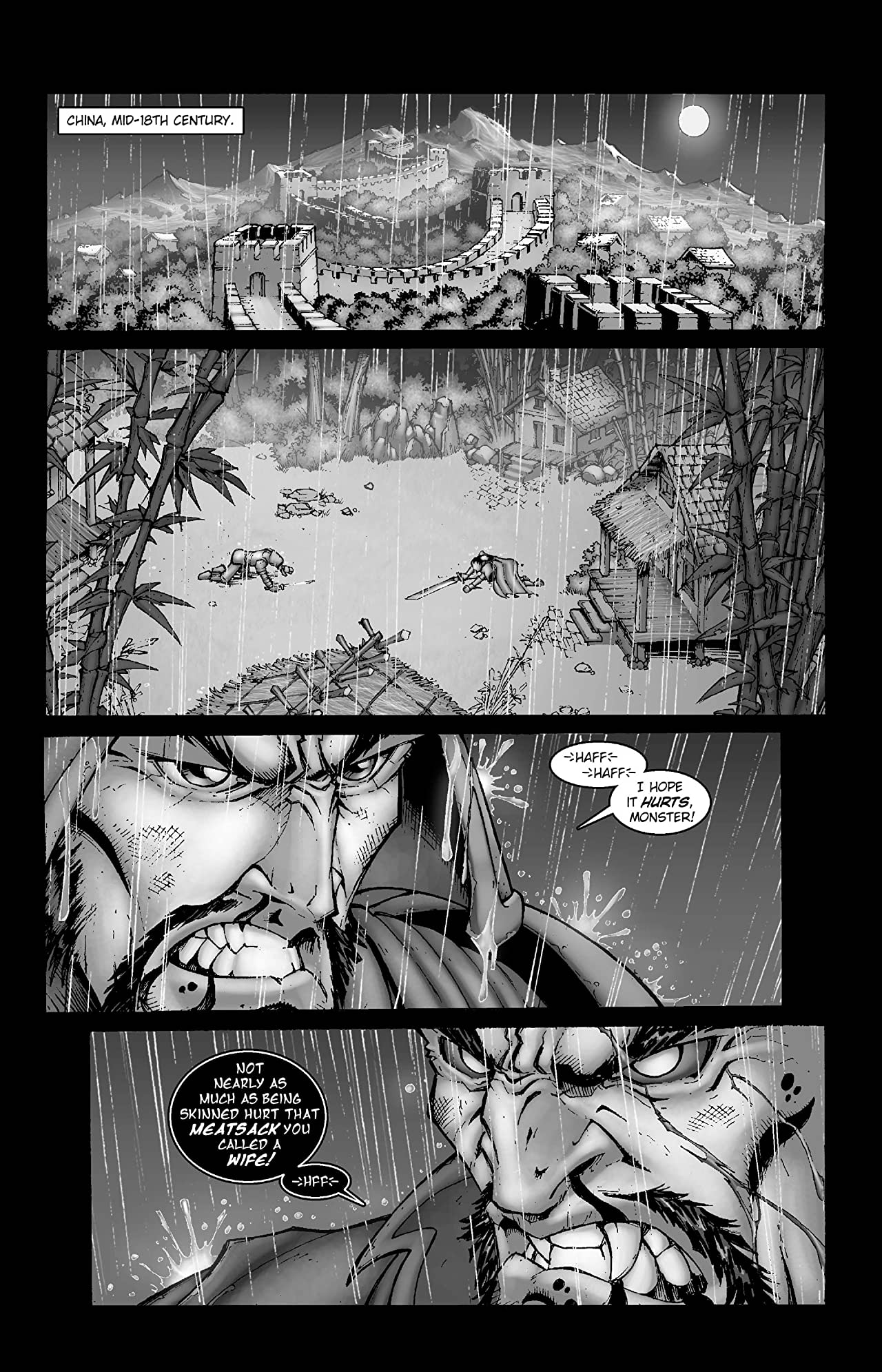 I Hunt Monsters Tome 2 No.3