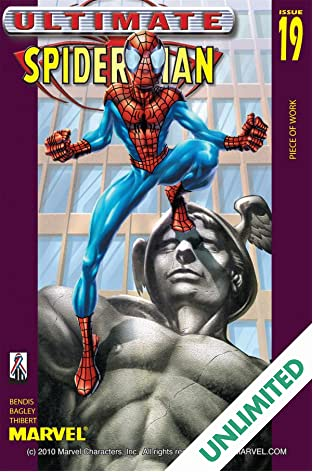 Ultimate Spider-Man (2000-2009) #19
