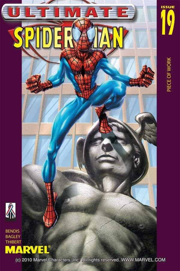 Ultimate Spider-Man (2000-2009) #19