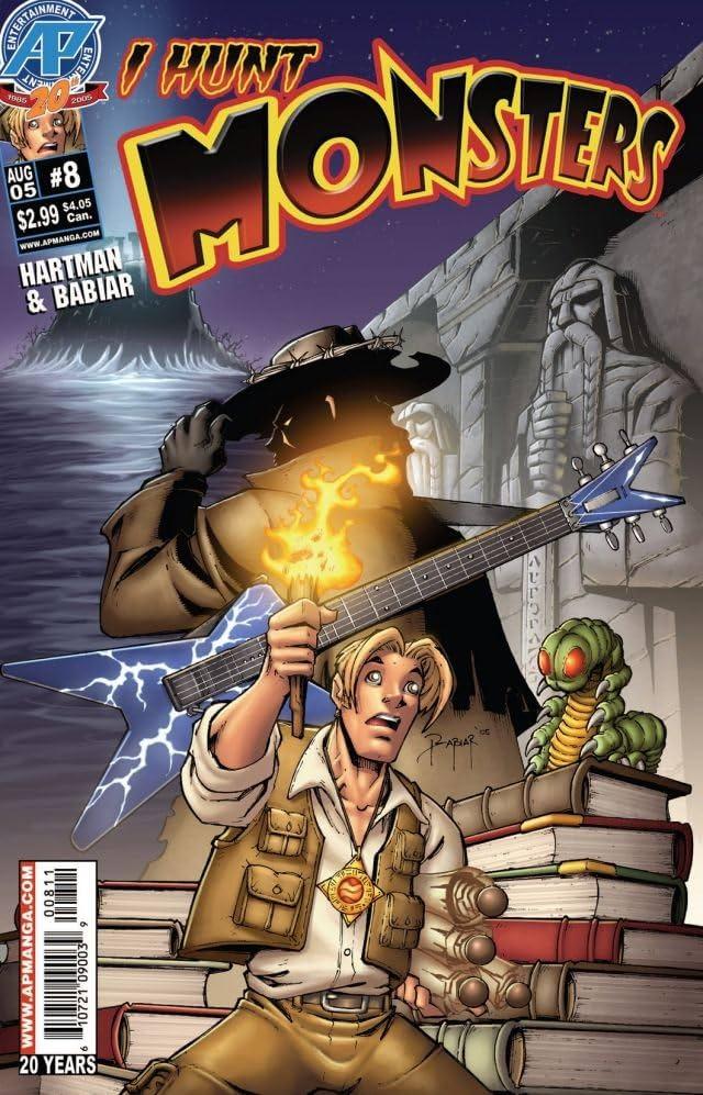 I Hunt Monsters Vol. 2 #8