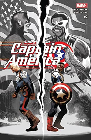 Captain America: Sam Wilson (2015-2017) #2