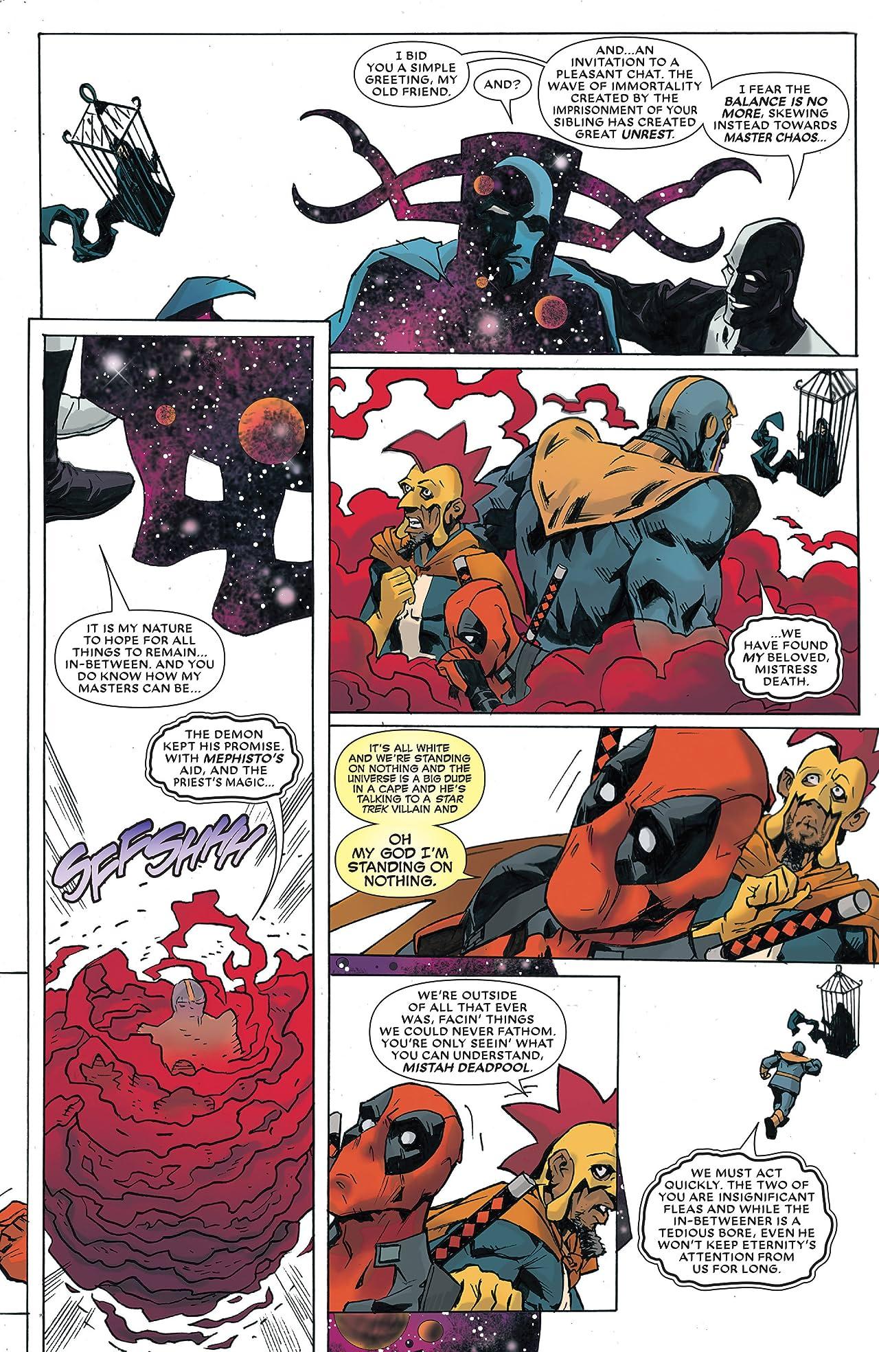 Deadpool vs. Thanos (2015) #4 (of 4)