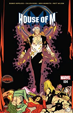 House of M (2015) #4
