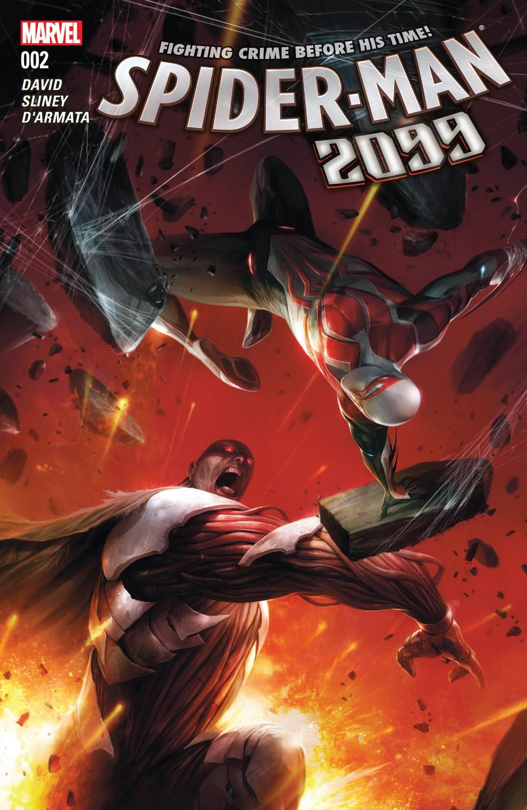 Spider-Man 2099 (2015-2017) #2