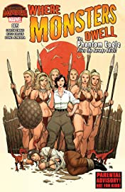 Where Monsters Dwell (2015) #5 (of 5)