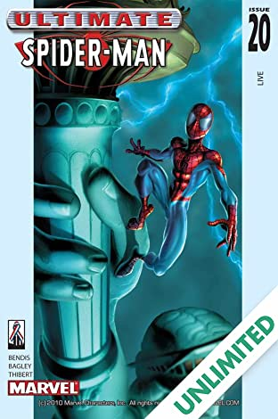 Ultimate Spider-Man (2000-2009) #20