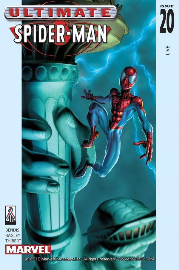 Ultimate Spider-Man (2000-2009) #20