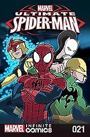 Ultimate Spider-Man Infinite Comic #21