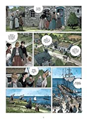 Entre terre et mer Vol. 2: Le Vieux Terre-Nuevas