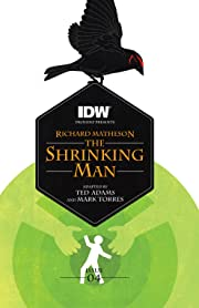 The Shrinking Man #4 (of 4)